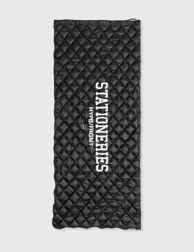 Stationeries by Hypebeast x Fragment Nanga Sleeping Bag Black Unisex