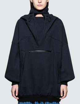 Maison Margiela Open End Fleece Jacket