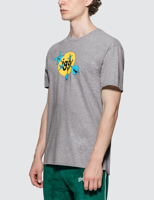 Iggy Throwing Darts T-shirt