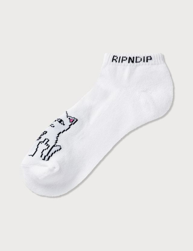 RIPNDIP Lord Nermal Low Socks