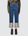 Loewe Stripe Fisherman Jeans Picture