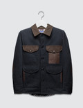 Junya Watanabe Wool Cotton Blend Patch Jacket Picutre