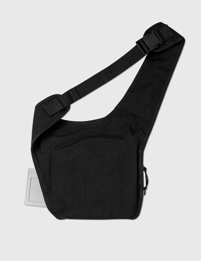 Maison Margiela 1CÔN Messenger Bag Black Men