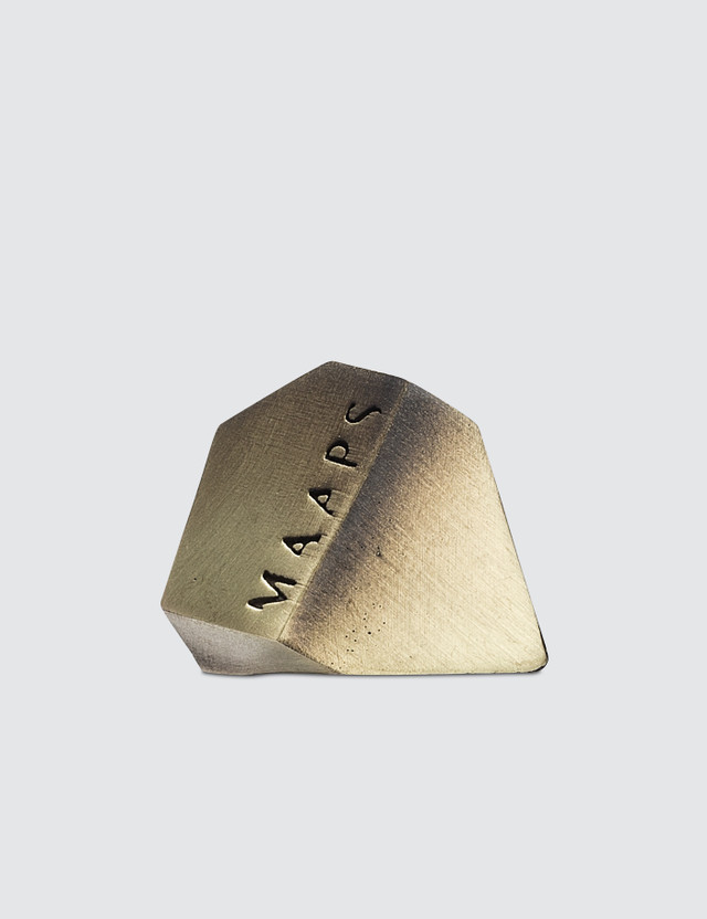 MAAPS Boulder Metal Incense Holder