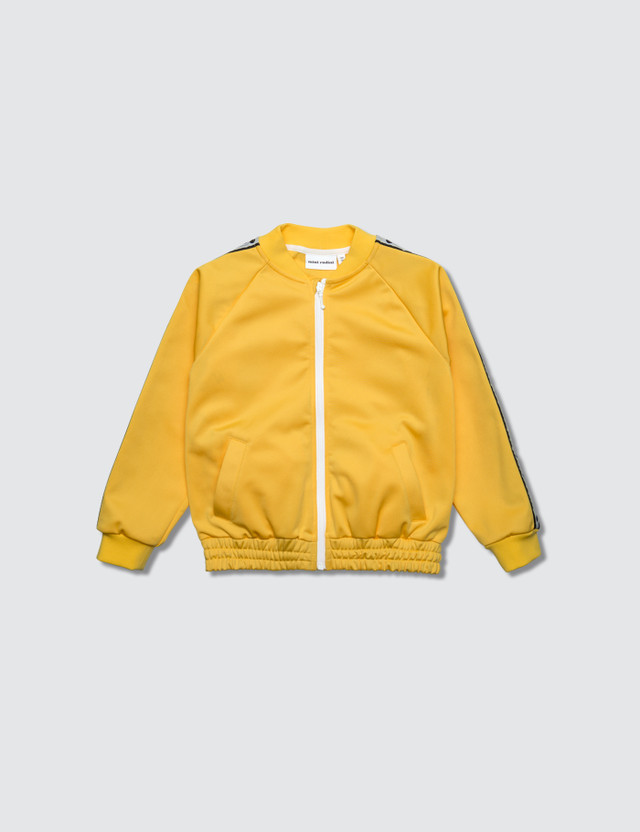 Mini Rodini Panda Wct Jacket Yellow Kids