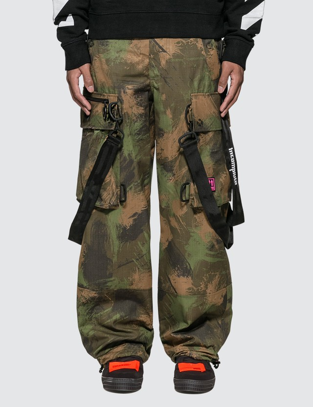 Off-White Paintbrush Bondage Cargo Pants
