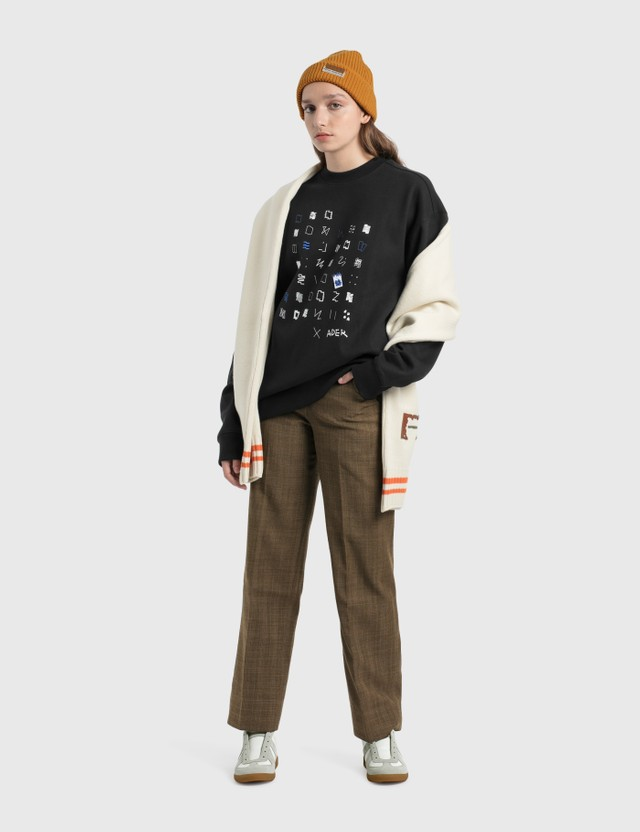 Ader Error Archive Sweatshirt =e41 Women