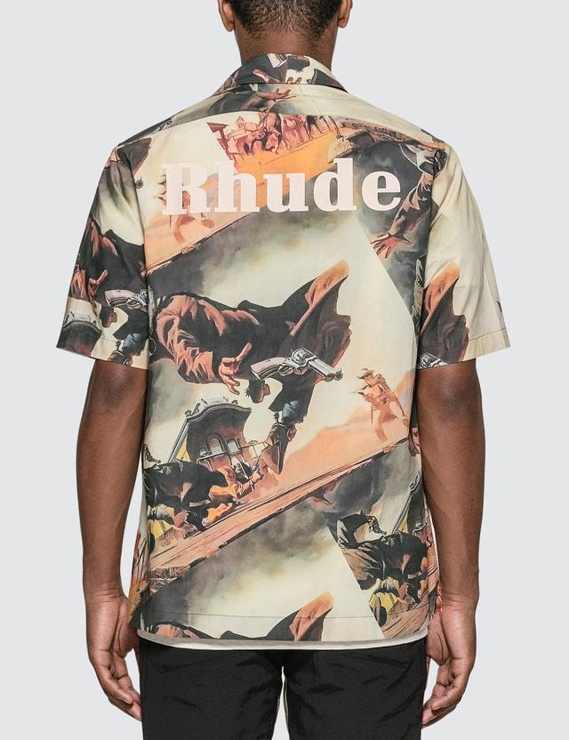 Rhude Gunslinger Hawaiian Shirt