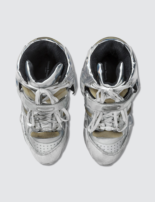 Maison Margiela Deconstructed High Top Trainers
