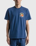 Casablanca Casablanca Tennis Club Island Double Print T-shirt Picutre