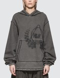 Hyein Seo Emblem Pullover Hoodie Picture