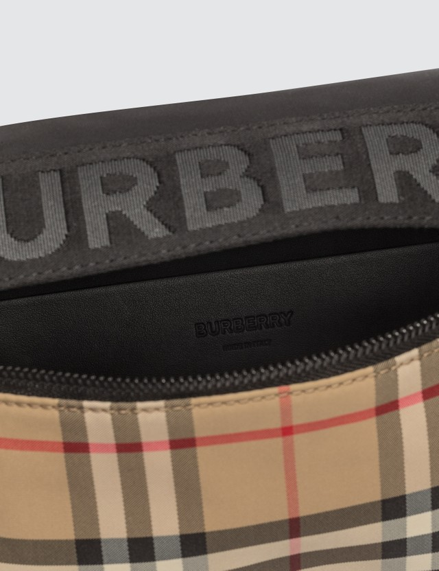 Burberry Burberry Vintage Logo Belt Bag