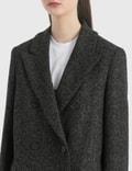 MSGM Giacca 재킷 Black/grey Women