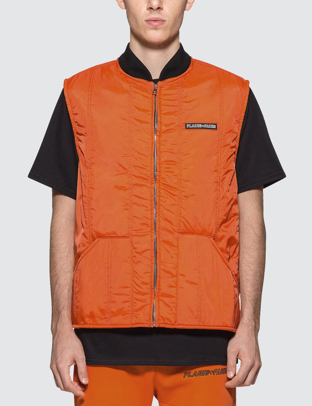 Places + Faces Vest