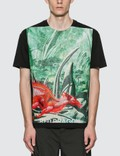 Valentino Red Dragon T-Shirt Picutre
