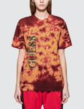 88Rising x Guess 88 Rising Tie Dye Short Sleeve T-shirt