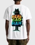Real Bad Man Logo Volume 7 T-shirt White Men