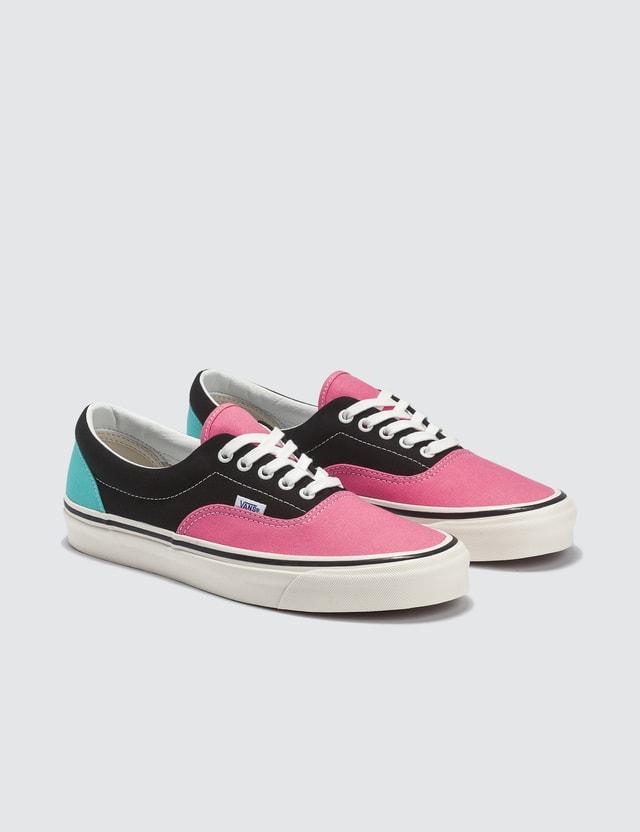 Vans Era 95 DX (anaheim Factory) Og Pink/og Black/og Aqua Women