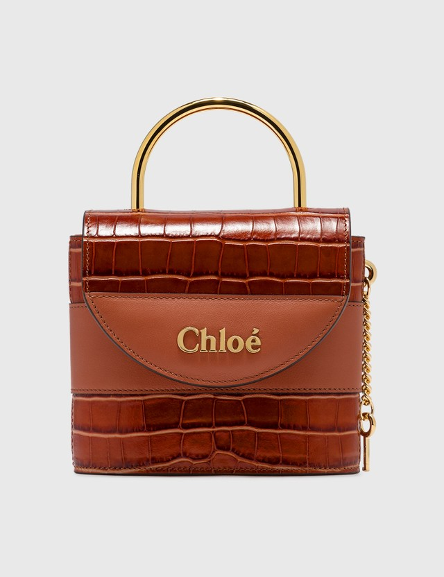 Chloé Small Aby Lock Bag