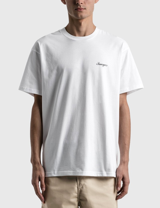 Carhartt Work In Progress Calibrate T-shirt White Men