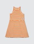 Mini Rodini Stripe Rib Tank Dress Picture