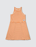 Mini Rodini Stripe Rib Tank Dress Picture