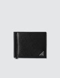 Prada Billfold Note Holder with Logo Picture