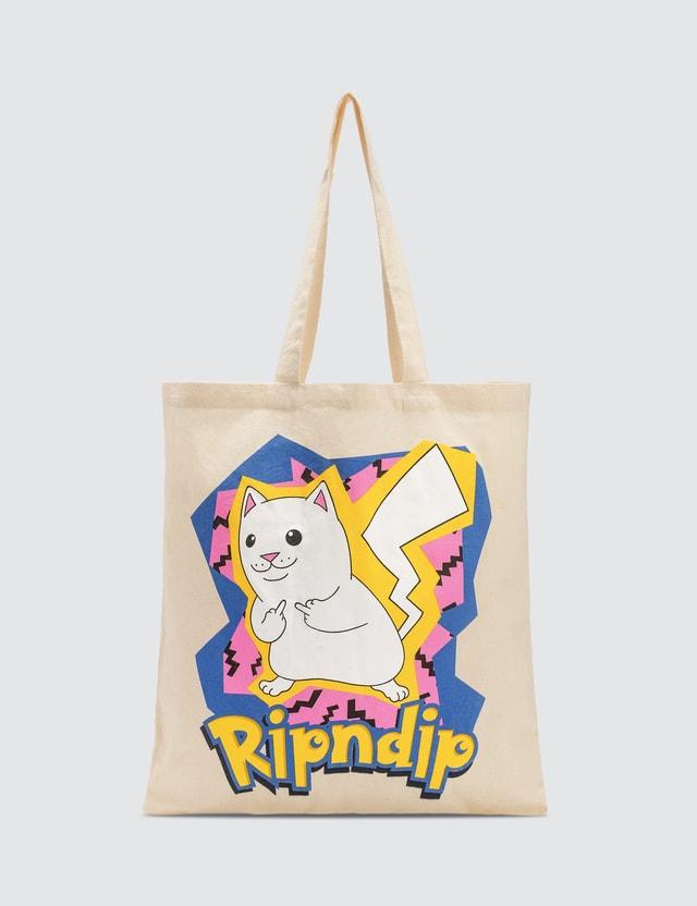 RIPNDIP Catch Em All Tote Bag