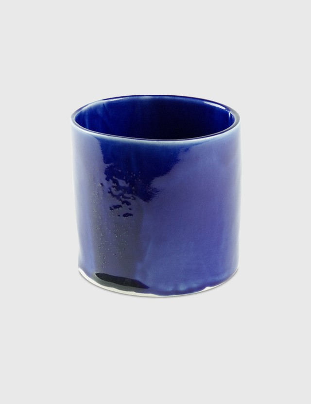 Crosby Studios Blue Cup Small Blue Men