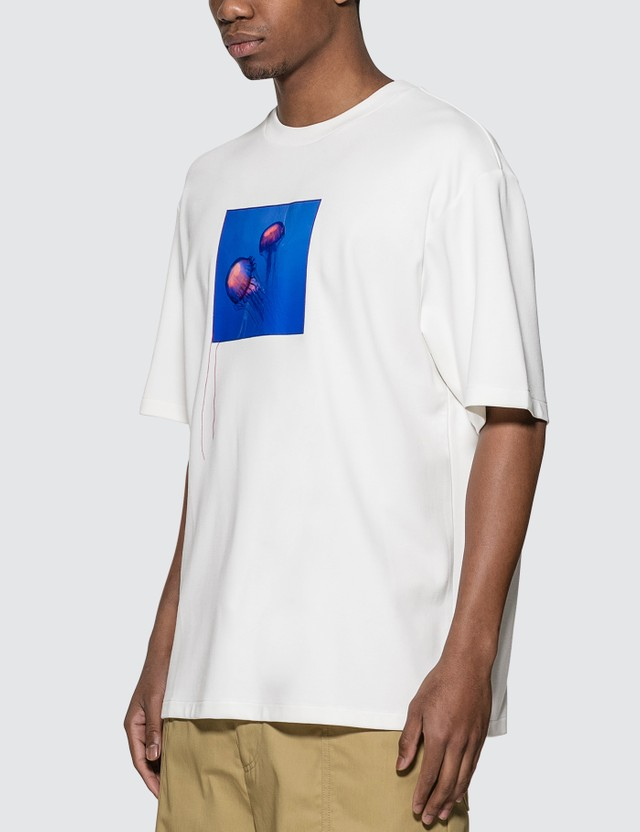 Acne Studios Jellyfish Patch T-Shirt