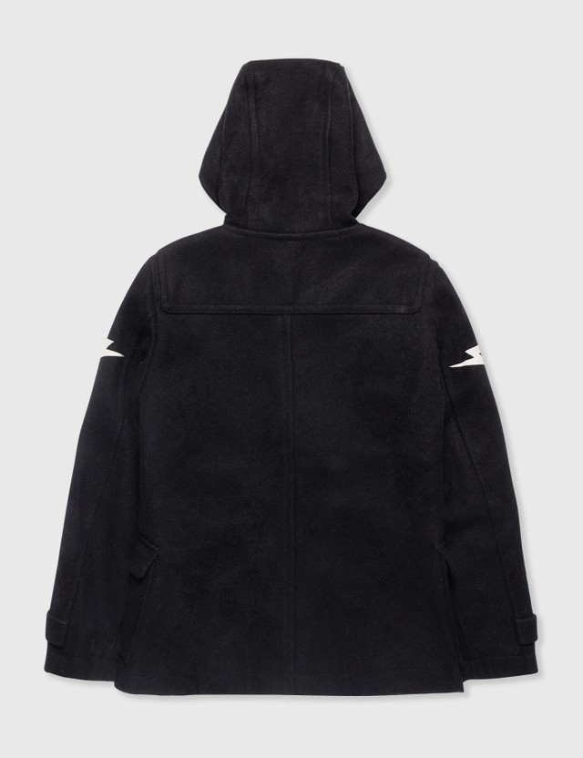 BAPE Bape Long Jacket Black Archives