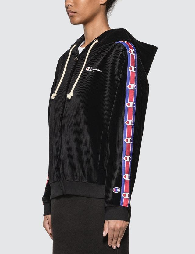 Champion Reverse Weave Corduroy Zip Hoodie