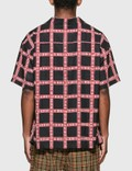 Stussy Hand Drawn Plaid Shirt =e39 Men