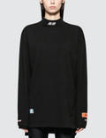 Heron Preston Turtleneck Fit Ls Ctnmb Chinese Picture
