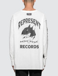 Represent Represent Records L/S T-Shirt Picture