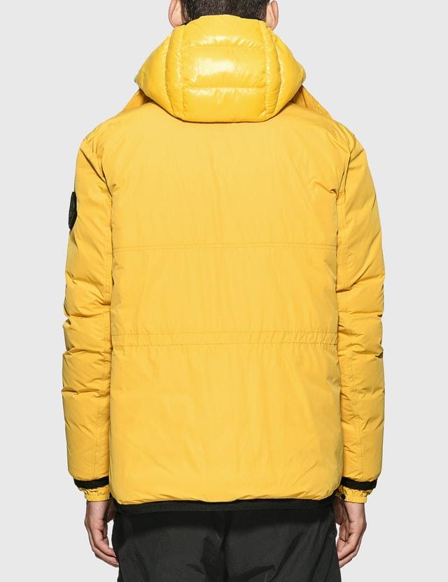 Moncler Ondres Jacket Yellow Men