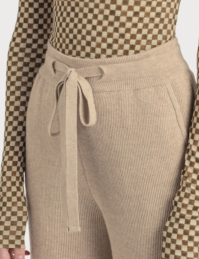 Nanushka Oni Knit Pants
