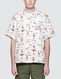 Human Made Curry Up Aloha Shirt Picture