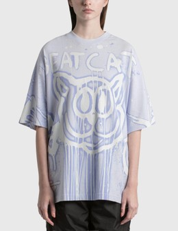 Acne Studios Edra Bleach Oversized T-shirt