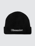 Champion Reverse Weave Wood Wood x Champion Obsession Beanie Picture