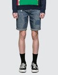 Levi's 511 Slim Cutoff Short Furor Dx Picture