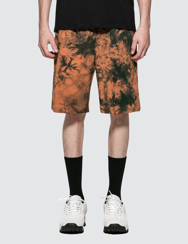 Helmut Lang Terry Shorts