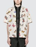 Palm Angels Butterfly Shirt Picture
