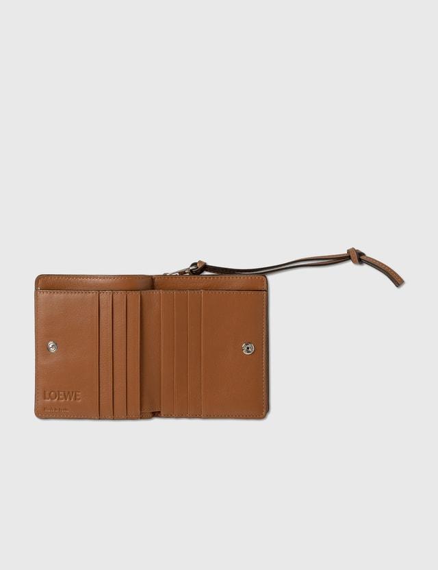 Loewe Compact Zip Wallet