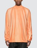 Heron Preston CTNMb Mock Neck Long Sleeve T-shirt Picture