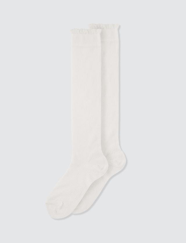 Undercover Over The Knee Socks
