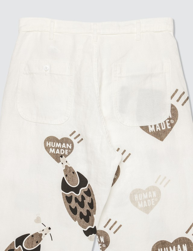Human Made Deck Pants White Men