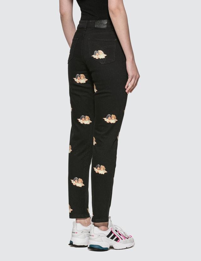 Fiorucci All Over Mini Angels Tara Jeans