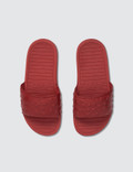 AKID Aston Sandal Red Girls