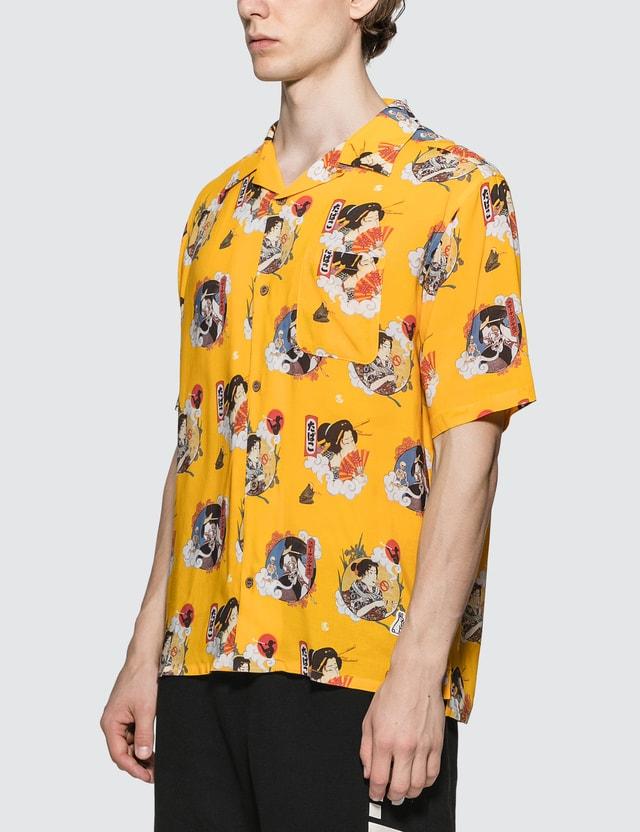 #FR2 Ukiyo-e Aloha Shirt